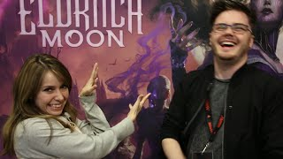 What's Good in Eldritch Moon with Gaby Spartz - Magic: The Gathering Pro Tour Interview