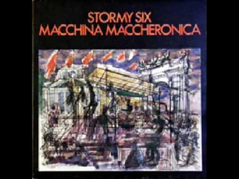 Stormy Six - Somario / Pinocchio bazaar: Ouverture [karaoke]