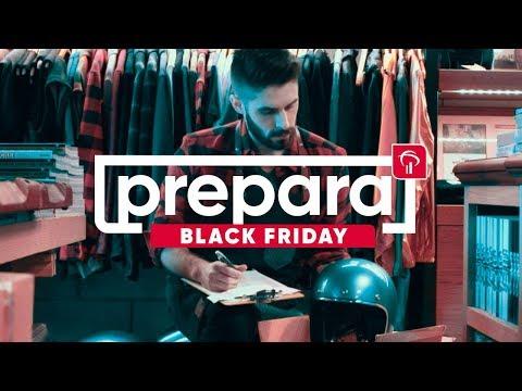 Prepara Black Friday