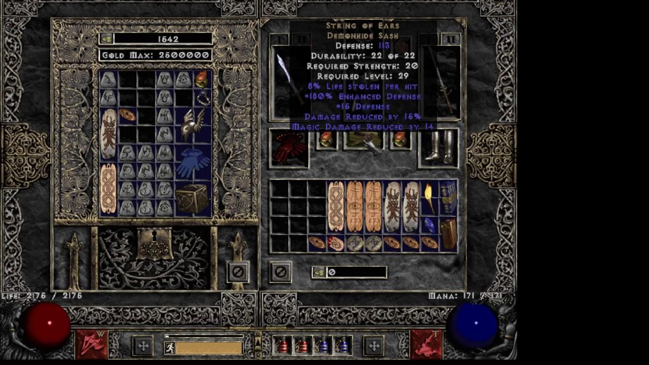 D2 Ww Barb Build Pvm