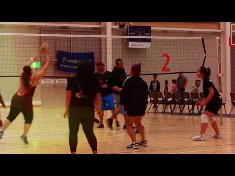 Wellington Tongan Assemblies of God Sports night September 2016