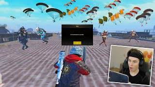 GAME CRASHED AND I SURVIVED!! | PUBG Mobile
