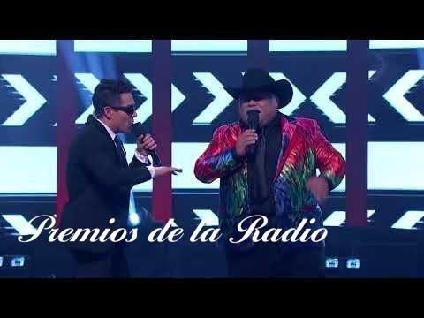 """Don cheto y Omar Chaparro """"Batalla de Rap""""  Premios de la Radio 2017"""