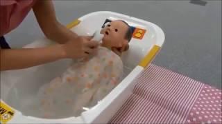 沐浴どんとこい.