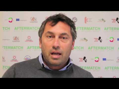 AFTERMATCH Project - Rodolfo Vastola interview