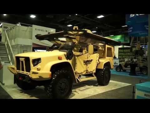 AUSA 2017 Association of United States Army Exhibition and Conference Washington DC Day 1