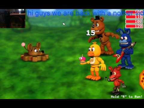 fnaf world part two