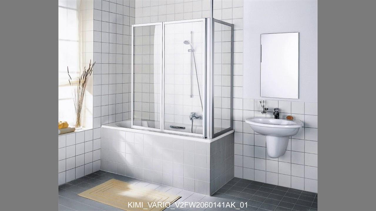 parois pour baignoire fr youtube. Black Bedroom Furniture Sets. Home Design Ideas