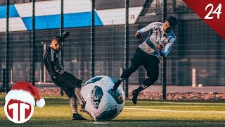 11TS vs. FREEKICKERZ - Two Touch Challenge EXTREM ⚽🔥
