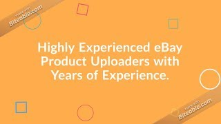 eBay Product Upload Services - DataEntryAdroits