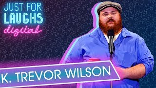 K. Trevor Wilson - Being A Unit Of Measurement