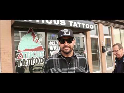 Alpha Bull tattoo