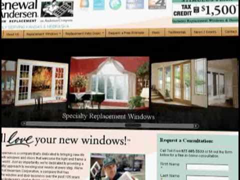 Renewal By Andersen Website Commercial