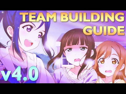Love Live! SIF - Team Building Guide (v. 4.0)