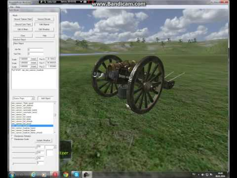 Создание карты для Mount and Blade Napoleonic Wars