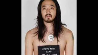 Steve Aoki- Licky (Herve Goes Low Remix Feat. Santogold)