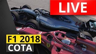 Live Race United States Grand Prix - Austin | F1 2018
