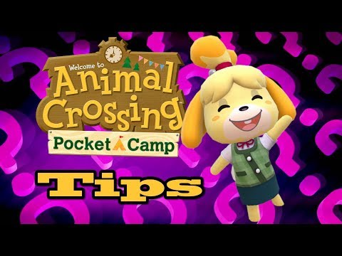 """2 ACTUAL Useful Tips For """"Animal Crossing Pocket Camp"""""""