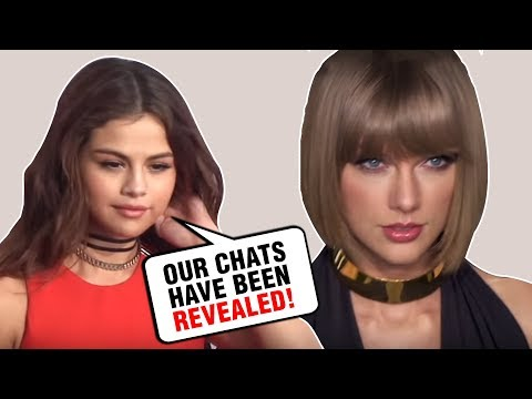 Selena Gomez Taylor Swift CHAT REVEALED, What Was Their Girl