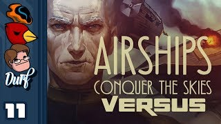 Let's Play Airships: Conquer The Skies [Modded Multiplayer] - Part 11 - The Tenderizer Standoff