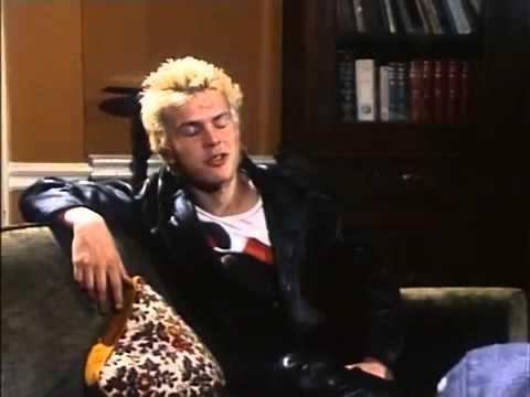GENERATION X interview '77 punk