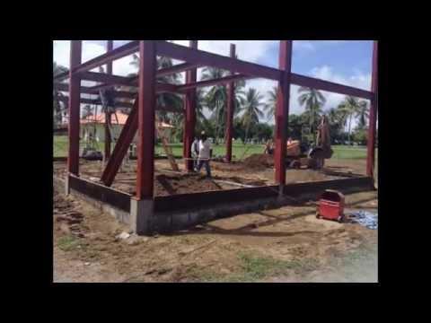 Construction Progress of Pony Palace