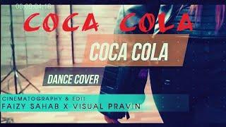 Coca cola tu ||Luka Chuppi ||Cover Dance Video ||Choreography by Manish Chandani and crazy family