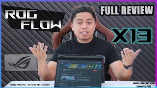 ASUS ROG FLOW X13 Full Review