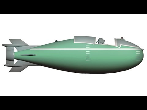 10 Advance Russian Non- Nuclear Small Submarine Under Development - 2017