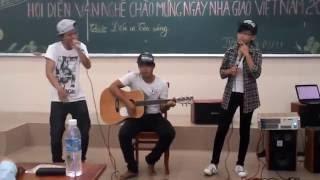 Ruồi HUFI - Mẹ của nó - guitar + beatbox