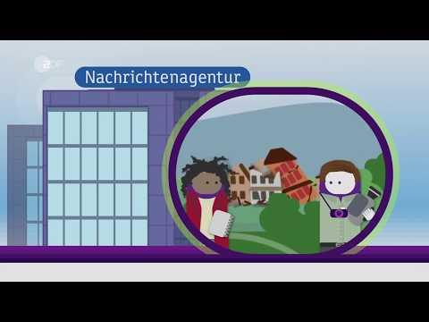 Was Nachrichtenagenturen machen - logo! erklärt - ZDFtivi