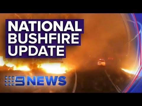 Evacuations, bushfire warnings: Victoria, SA, NSW | Nine News Australia