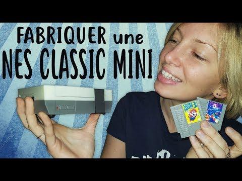 Comment fabriquer une NES Classic Mini 🎮
