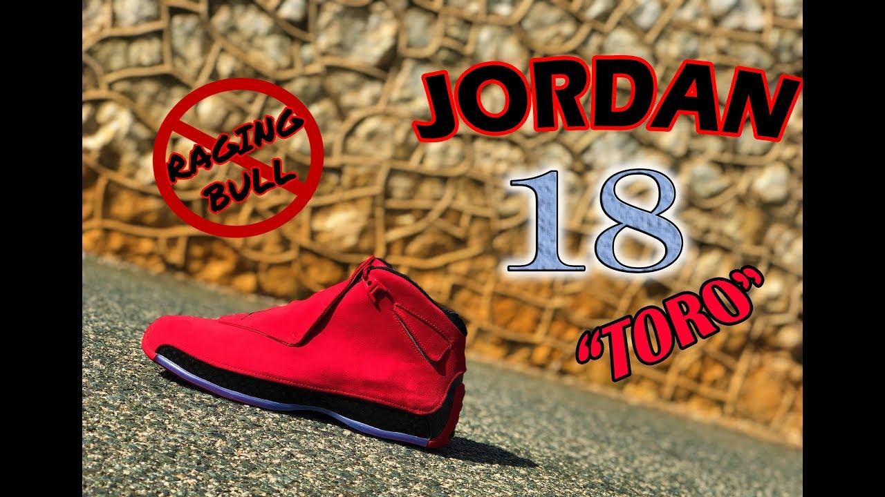 2f3982f84382a5  REVIEW  Jordan 18 Retro
