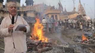 "Varanasi Cremation ""Meditation on death  "" Warning very graphic"