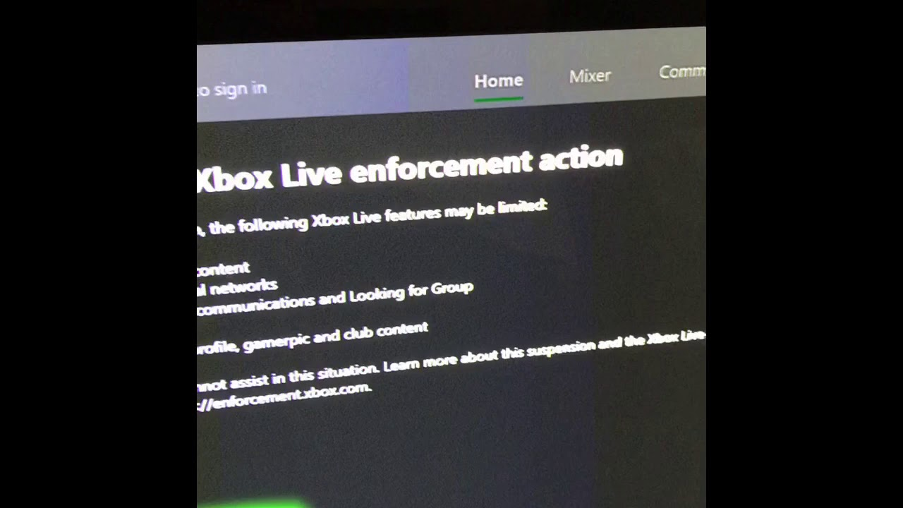 How To Get Past Communication Ban On Xbox NEW 2018 GLITCH