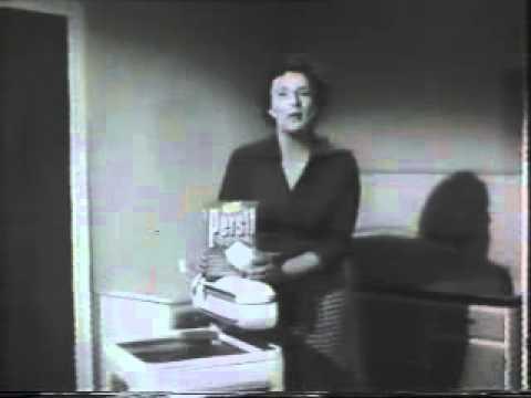 Ruth Dunning Interviews TV Ads 1960