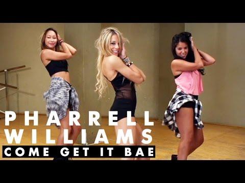 Free Download Pharrell Williams - Come Get It Bae Ft. Miley Cyrus (dance Tutorial) | Mandy Jiroux Mp3 dan Mp4