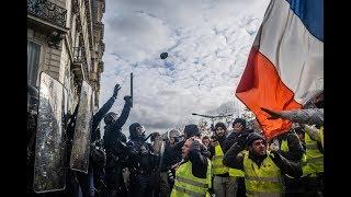 Протесты «Желтых жилетов» во Франции: история самого масштабного движения Франции за последние годы