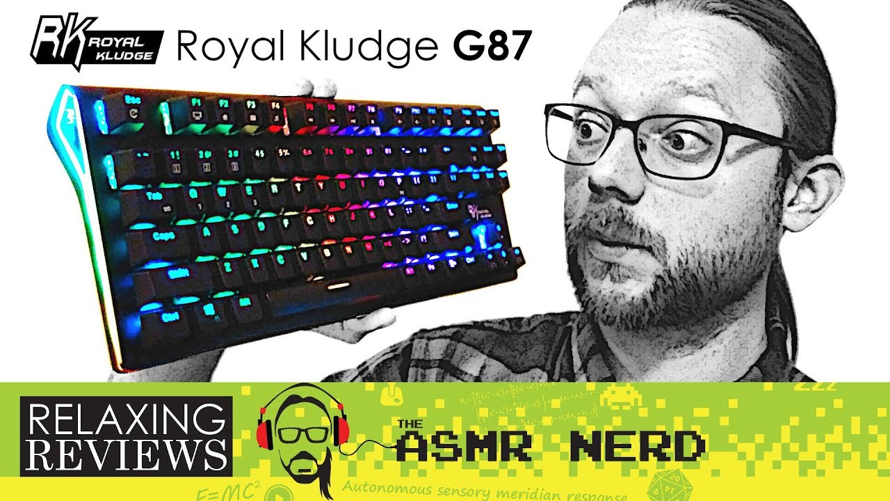 relaxing reviews the best keyboard under 50 royal kludge g87 rgb wireless youtube. Black Bedroom Furniture Sets. Home Design Ideas