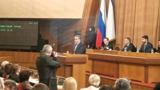 видео В Крыму национализировали филиал