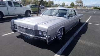 1966 Lincoln Continental Resto-mod in Las Vegas