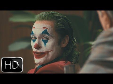 Речь Джокера на шоу Мюррея / Джокер (2019) HD