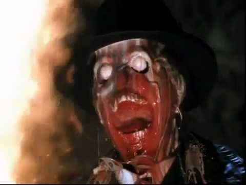 Image result for raiders of the lost ark face melt