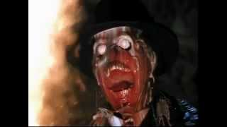 Raiders of the Lost Ark - Face Melt Scene