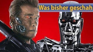 Terminator 6 | Wir fassen für euch alle Terminator Filme zusammen