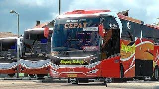 Euro Truck Simulator 2 - All New Legacy Sky Bus - Sugeng Rahayu