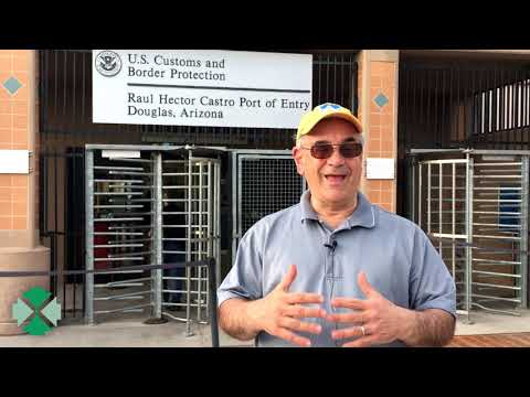 2019 Border Tour: Mark Krikorian Discusses Asylum and the Cartels in Douglas, Arizona Mp3