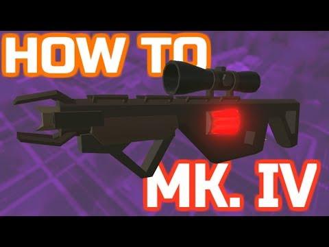 HOW TO MAKE THE SHADOWSTALKER MK. IV!