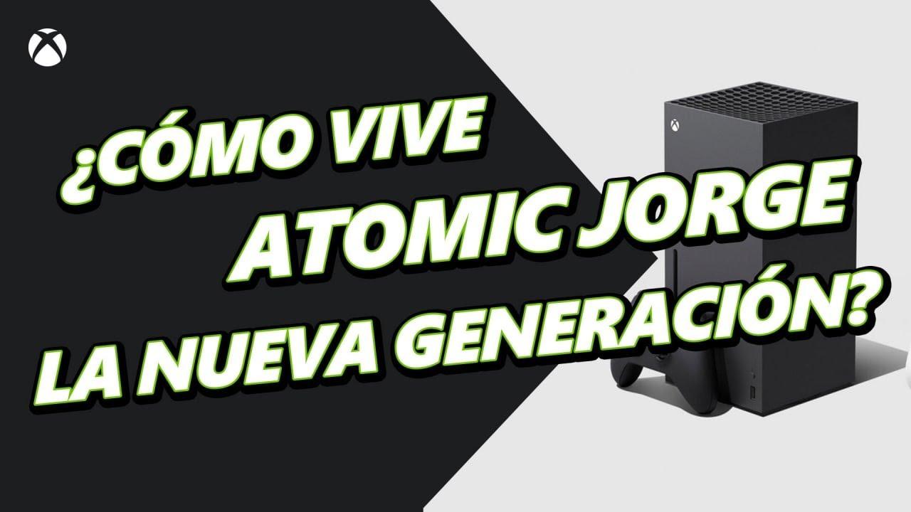 ¿Cómo vive Atomic Jorge la nueva generación?